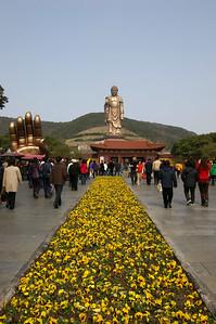 Wuxi Lingshan Buddha 11, 03-17-07