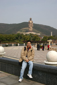 Wuxi Lingshan Buddha 05, 03-17-07