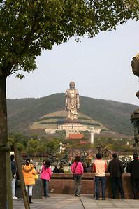 Wuxi Lingshan Buddha 03, 03-17-07