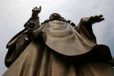Wuxi Lingshan Buddha 19, 03-17-07