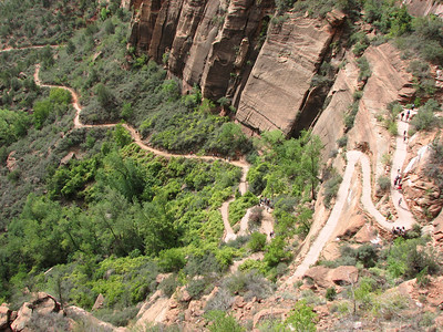 Trip to Zion Park Oct 2007