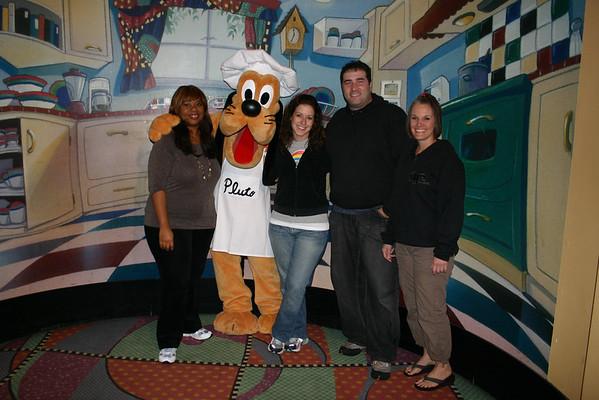 2008 0223 Billy Joel Anaheim - Disneyland Breakfast