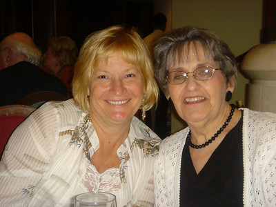 Connie and Mary Lou