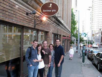 2008-08-13 Seattle to see Adam, Sabrina & Steve