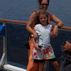 Hanging out on the Lido Deck