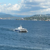 Seabus returning from North Vancouver