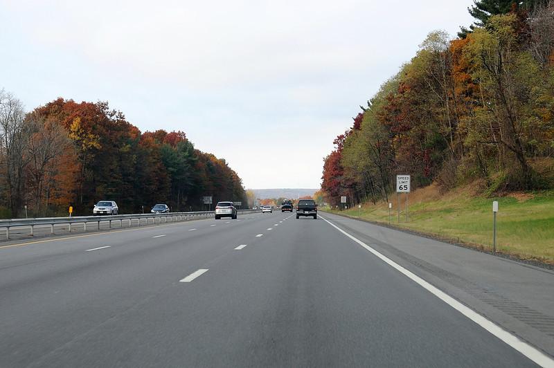 I-90 west of Albany, NY