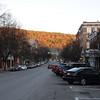 Main Street in Cooperstown - which has only one traffic light! Total population is about 2,000 (or the size of Hertford, NC).