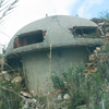 While Albania had a lack of roads there was no lack of war time bunkers.  Much of their country's resources must have gone into building 700,000 of these protective bunkers.  Now they are used for growing mushrooms and for places where young couples can make out.