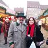 Patti picked up ein Regensburger