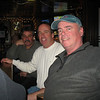 Frank, Tom and friend, New Year's Eve at the Bayside!