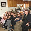 My cousins, Vanessa, Jade, Haley, Kellie, Brittany, Vicki, and Aunt Kay