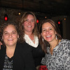 Kim, Lori, and Jayne at Cork's New Year's Eve!