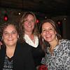 Kim, Lori, and Jayne at Cork's New Year's Eve!