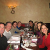 Christmas Eve at Lorenzos with the Blanchards!