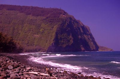 Waipio Bay, Hawaii