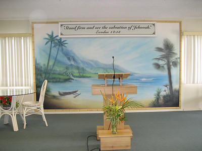 Kauai Kingdom hall