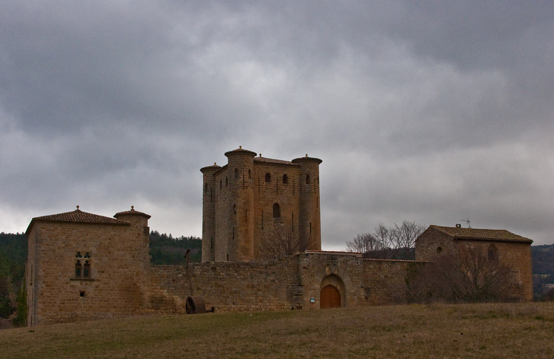 Chateau D'Arques - located in the town of Arques