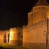 """Carcassone"" was ruled by the Trencaval family, early in the thirteenth century, the city was conquered by northern French forces.  The next pictures are of the Castle in Carcassone which is located in Southern France."