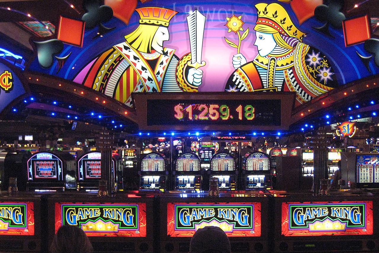 Riviera Hotel Casino.