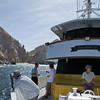 Leaving Cabo San Lucos on the Solmar V for a dive trip to the Revillagigedo Islands (also called Socorro Islands).