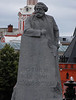 "Outside Red Square, this Karl Marx statue has the inscription ""Workers of the world – unite!"". The joke is that it should have read ""Hey, it was only a theory!"" See also: <a target=""_blank"">http://en.wikipedia.org/wiki/Karl_Marx</a>  (Alan)"