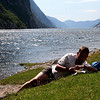 Day04_50 Relaxing in a warm Lysefjord