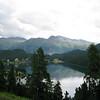 St.Moritz view