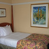 Our room in the Fairmont Algonquin Hotel