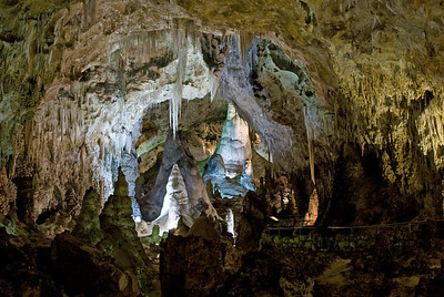 Carlsbad Caverns, New Mexico - Great Room