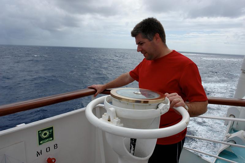 At Sea - 4