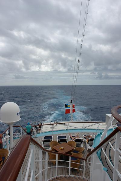 At Sea - 6