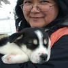 Karen Puppy Skagway 2