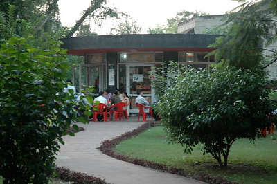 IIT Kanpur - coffee shop next to CS.