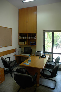 IIT Kanpur - nice offices.