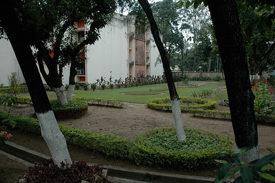 IIT Kharagpur: Technology Guest House.