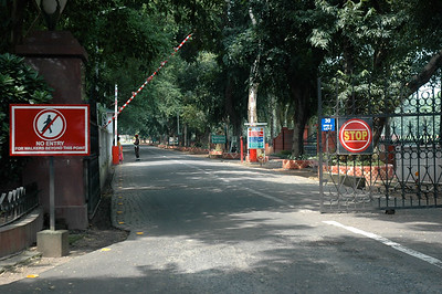 Fort William -- now an Indian Army facility and off limits to me! Kolkata.