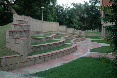 IIT Kanpur - neat architectural twists.