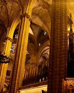 BarcelonaOldChurchCeilingDetails8x10.6149