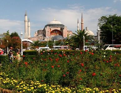 IstanbulHagiaSophia8.5x11.4508 - Version 2