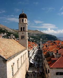 DubrovnikStreetFromWall8x10vert.5154 - Version 2