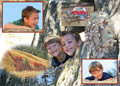 Mount Diablo Trip (September 2008)