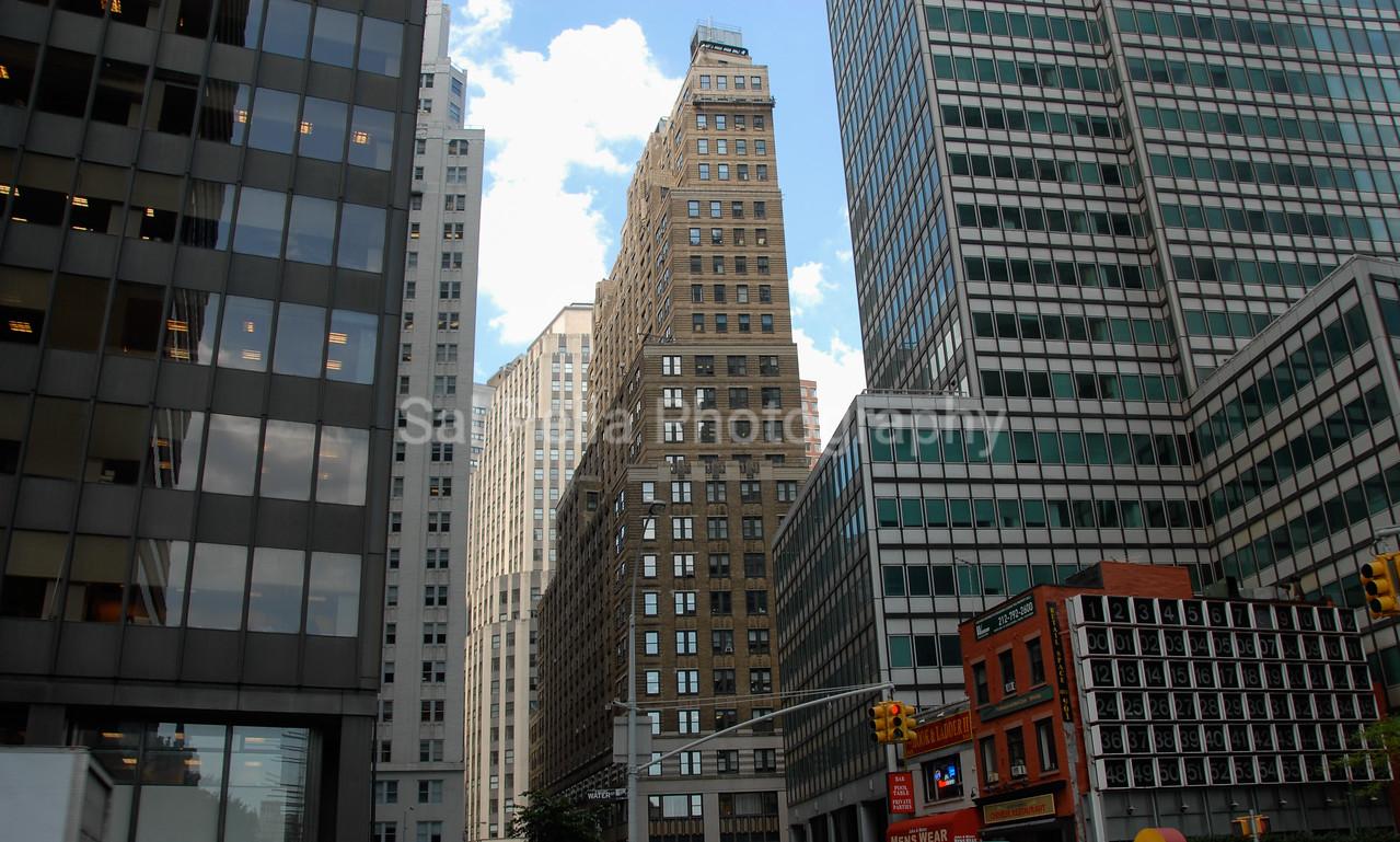New York City 2008