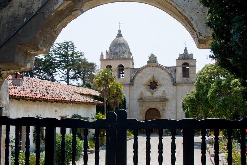 Carmel Mission.