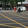 Main intersection along Av Paulista.