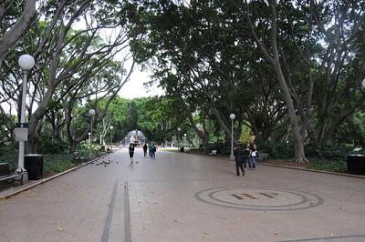 Hyde Park, Sydney