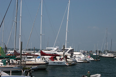 Newport, RI Harbor