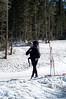Rainer at Badger Pass