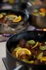 carnitas during stage 3 of cooking