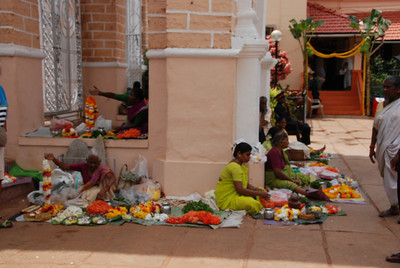 Flower offerings